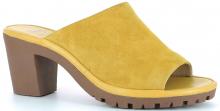 Scholl CALEILLY - dámské pantofle na podpatku