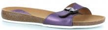 Scholl BAHAMAIS dámské zdravotní  pantofle fialová