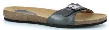 Scholl BAHAMAIS dámské zdravotní  pantofle šedá