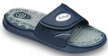 Scholl AQUAJETS  sandále modrá