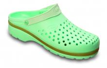 Scholl LIGHT COMFORT Eva pracovní obuv zelená