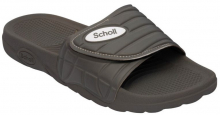 Scholl NAUTILUS pantofle šedá