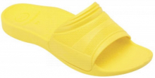 Scholl NEW CANADIAN dámské zdravotní pantofle žlutá
