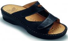 Scholl DORINA dámské zdravotní pantofle černá