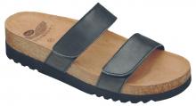 Scholl LUSAKA dámské zdravotní pantofle šedá