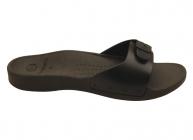 Scholl SUN sandále černá