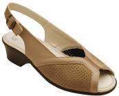 Scholl NOUREL - dámské sandály na podpatku