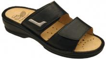 Scholl NEW MIETTA dámské zdravotní pantofle černá