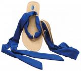 Scholl PB SANDAL dámské žabky modrá