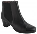 Scholl LYZZIE dámská kotníková obuv černá