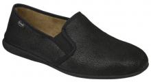 Scholl DENEB pánská domácí obuv černá