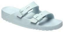 Scholl BAHIA dámské zdravotní pantofle bílá