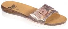 Scholl GINNI dámské pantofle růžová