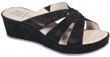 Scholl DAMIANA dámské pantofle černá