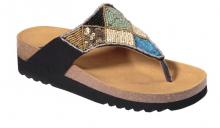 Scholl HAVANA dámské zdravotní pantofle multi