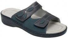 Scholl ROSCA dámské pantofle modrá