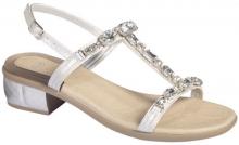 Scholl KLIO dámské sandály na podpatku