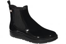 Scholl EVE dámské uzavřené boty černá