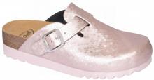 Scholl AMIATA  domácí pantofle růžové růžová