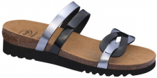 Scholl SOFIA  dámské zdravotní pantofle šedá