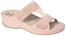 Scholl PRIMULA  dámské pantofle růžová