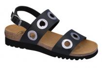 Scholl LARA SANDAL  dámské  zdravotní sandále