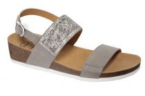 Scholl CECILIA SAND  MicroStrass - dámské sandále