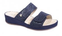 Scholl CHRISTY 2.0  dámské pantofle modrá