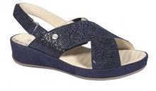 Scholl FABIA dámské sandále navy modrá