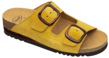 SCHOLL dámské pantofle ILARY 2 STRAPS žlutá