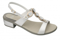 Scholl NARA dámské sandále bílá