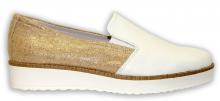 Patrizia dámská obuv uzavřená bílá