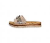 Patrizia dámské pantofle béžová