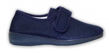 Patrizia dámská obuv uzavřená modrá