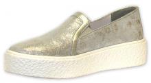 Patrizia dámská uzavřená obuv stříbrná